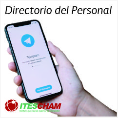 Contactos Telegram
